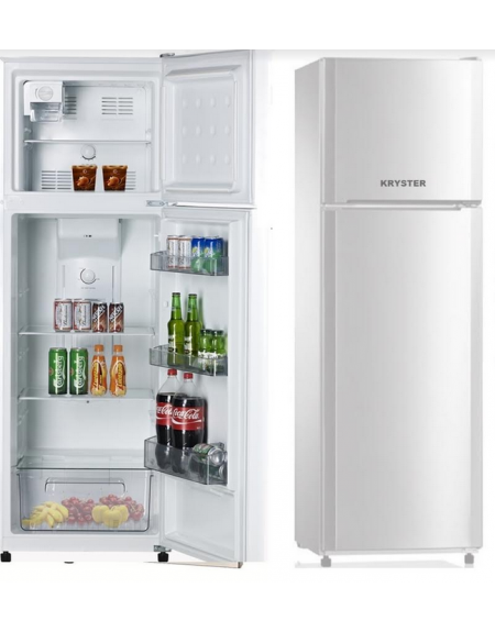frigo 2p 300l no frost a blanc. Black Bedroom Furniture Sets. Home Design Ideas