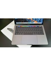 MacBook Pro 13-inch Touch Bar : 2.3 GHz Quadricoeur core i5, 512 GB Silver/Space Grey
