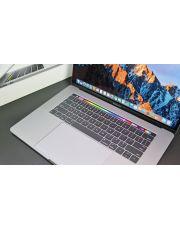 MacBook Pro 15 Touch Bar : 2.2 GHz hexacoeur Core i7, 16 Go - 256 GB 555X 4go vidéo Silver/Space Grey