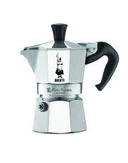 Cafetiere 1 Tasse Moka Express Aluminium