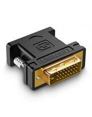 ADAPTATEUR DVI-I 24+5 (M) vers VGA (F) * 581450/581449