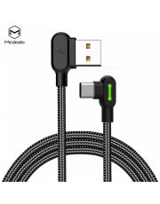 Cable tress? USB2.0 -USB-C charge & synchronise noir 1.8m
