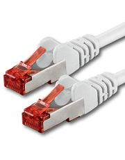CABLE RESEAU F/UTP CAT.6 Blind? (10/100/1000) * 0,5 METRE