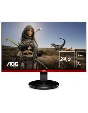"LED 25"" * AOC G2590VXQ TN 250cd/m2/1ms 75Hz VGA/DP/2HDMI *Gar. 3 ans"