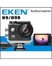 EKEN CAMERA ACTION H9R-60/4K-WIFI WATERPROOF CASE-2.4G +TELEC.