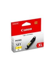 Encre CANON CLI-551Y XL - YELLOW pour MG5450/MG6350 FR