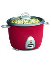 RICE COOKER+PB 2.2L 900W ROUGE