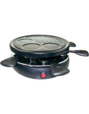 RACLETTE/GRILL 6P 800W