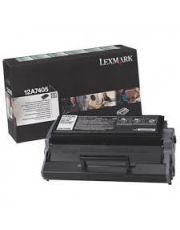 E321, E323 Cartouche de toner Return Program Noir haute capacite (6K) 6 000 pages E321 / E323 / E323n