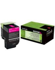 802XME CX510 Cartouche de toner Corporate Magenta trs haute capacite (4K) 4 000 pages CX510de / CX510de Statoil / CX510dhe / CX