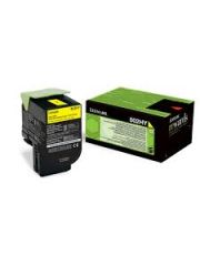 802HYE CX410/CX510 Cartouche de toner Corporate Jaune haute capacite (3K) 3 000 pages CX410de / CX410de DSV EG / CX410de with 3
