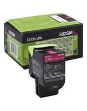 802SM CXx10 Cartouche de toner Return Program Magenta (2K) 2 000 pages CX310dn / CX310n / CX410de / CX410de DSV EG / CX410de wit