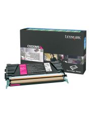 C522, C524, C53x Cartouche de toner Return Program Magenta (3K) 3 000 pages C522n / C524 / C524dn / C524dtn / C524n / C530dn / C