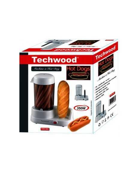 Machine à Hot Dog, Pic - Chauffe pain inox