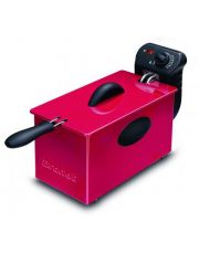FRITEUSE 3L 2000W  ROUGE
