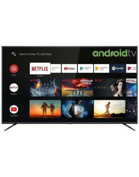 75'' 191cm 4K UHD Smart tv Android TV